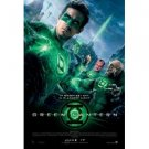 Green Lantern Movie Poster Double Sided Original 27x40