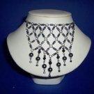 # 3922 Black Hematite Necklace