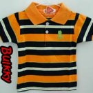 Kid Polo Style Shirt 100% Brand New & Soft Cotton US Size 5 (B)