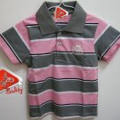 Kid Polo Style Shirt 100% Brand New & Soft Cotton US Size 3T (D)