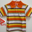 Kid Polo Style Shirt 100% Brand New & Soft Cotton US Size 4 (F)