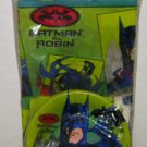 1991 BATMAN & ROBIN PARTY PAK Vitnage Birthday Paper Plates Napkins Tablecloth