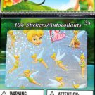 104 TINKERBELL STICKERS DISNEY NEW! SANDY LION Peter Pan Tinker Bell Fairy