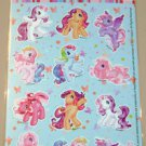 NEW 36 MY LITTLE PONY STICKERS PACKET G3 Cheerilee Sweetie Belle Starsong MLP G1