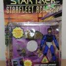 1996 STAR TREK STARFLEET ACADEMY - Cadet Geordi Laforge- Vintage Next Generation