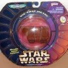 JAWA SANDCRAWLER - Star Wars Micro Machines - Die Cast Metal Vehicle Galoob NEW