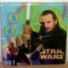 STAR WARS BIRTHDAY NAPKINS - Episode 1 Qui-Gon Jinn - Lucasfilm Hallmark MIP NEW