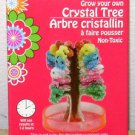 GROW YOUR OWN CRYSTAL TREE *NEW* Educational Toy Decoration Office Gift Oak Rock