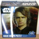 STAR WARS MAGIC MORPH PUZZLE - Darth Vader Anakin Skywalker - 100 Piece New Box