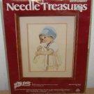 1979 BETSY EMBROIDERY CRAFT KIT Needle Treasures Stitchery Girl Doll Jan Hagara