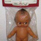 5 1/2'' FIBRE CRAFT STANDING DOLL - Little Boy 3118B - Soft Plastic Impkin Child