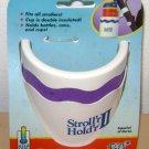 STROLLER DRINK HOLDER - Kel-Gar - Stroll'r Hold'r II - Plastic Insulated Cup New