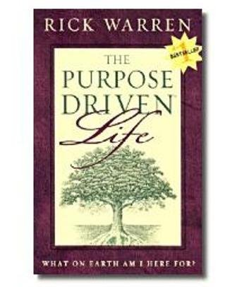 The Purpose-Driven Life (Inspirio/Zondervan Miniature Editions)
