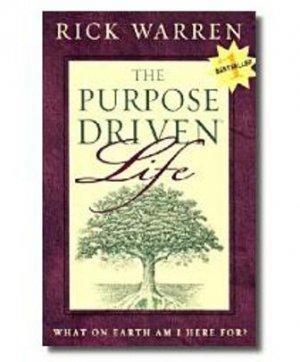 The Purpose-Driven Life (Inspirio/Zondervan Miniature Editions)