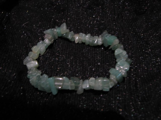 Gift idea for casual use~~ green bracelet