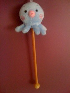 Octopus Plush Massager - 16