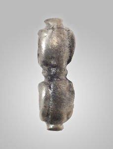 Ancient Celtic Bronze Bead Pendant C.620-480 B.C. for Jewelry making
