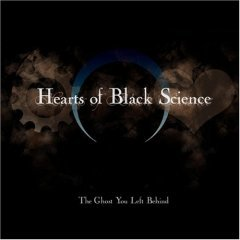 The Ghost You Left Behind by :Hearts of Black Science