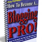 Bloging Pro.