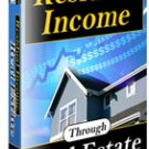 Residual Income...Real Estate.