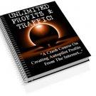 Unlimited Profits and Traffic.