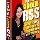The A to Z about RSS.