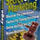 Secret eBay Marketing.