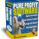 Pure Profits Software.