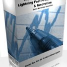 Lighting Fast Product Creation and Innovation.