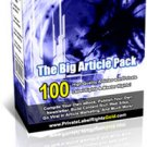 The Big Article Pack.