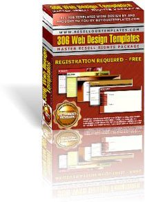 306 Web design Templates.