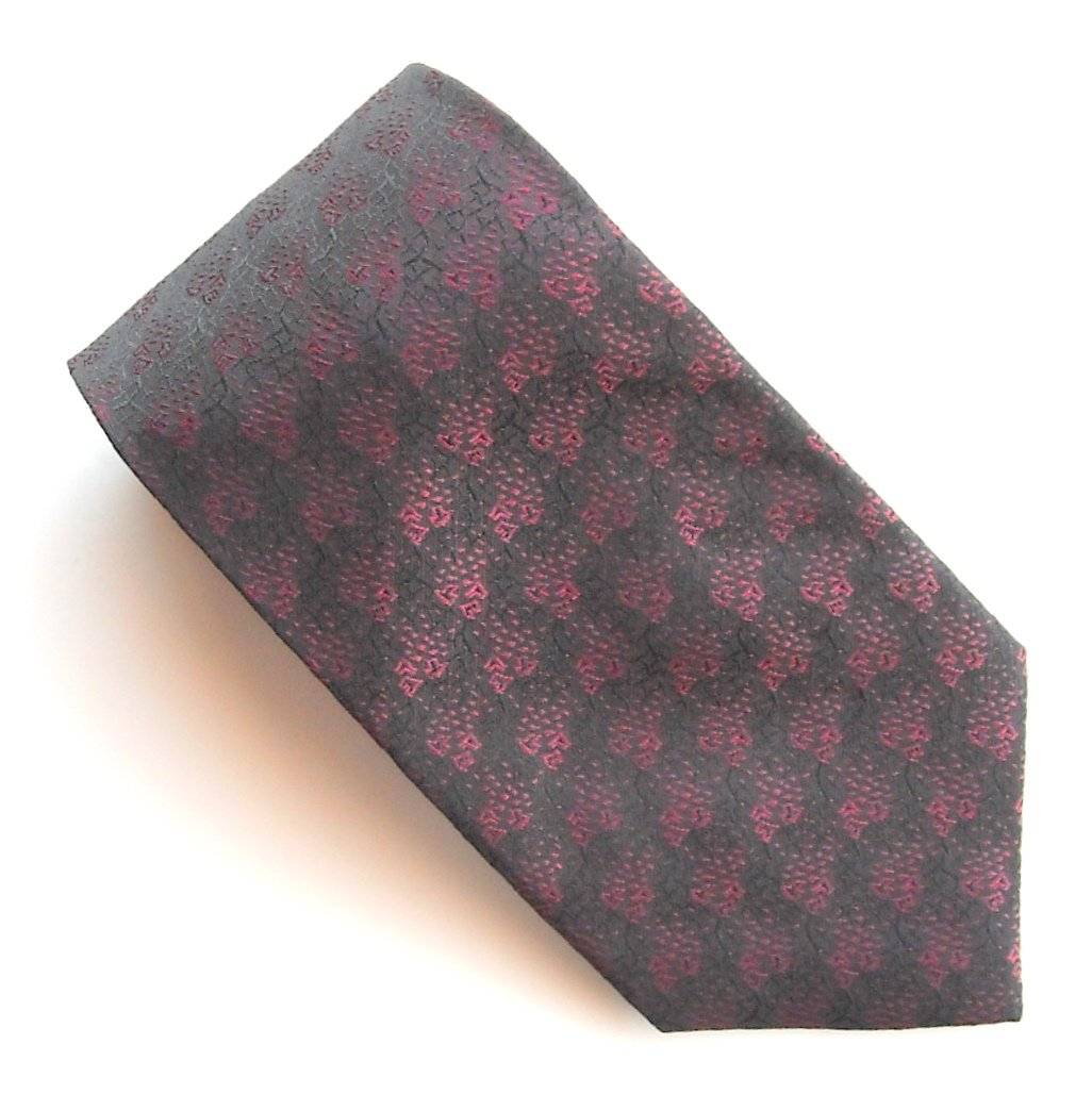 Harve Benard Hand Made mens 100% Silk necktie tie