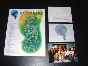 Michael Jackson Neverland Map
