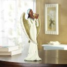 African American Angel Statue