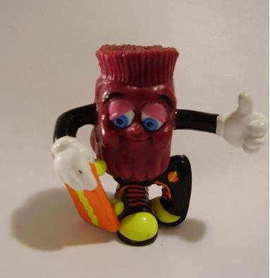 CALIFORNIA RAISINS HARDEES BUSTER 1991