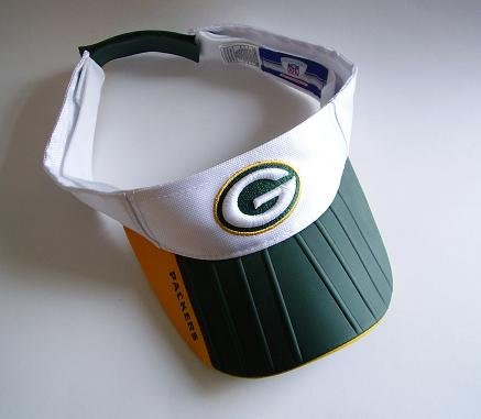 GREEN BAY PACKERS VISOR NEW WITHOUT TAGS