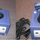 Awesome, Cheap, purple game-cube ( with all wires!) and free games!