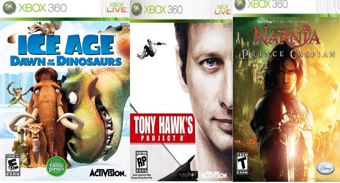 Cheap and fun, Xbox 360 games for sale!!!!!
