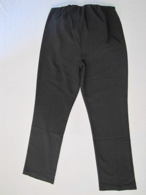 NWOT DUO COMFORTABLE BLACK NO PANEL DRESS/CAREER MATERNITY PANTS SIZE SMALL FREE SHIPPING