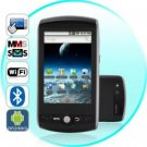 Prodigy - Quadband Android Smartphone w/ Capacitive Touchscreen
