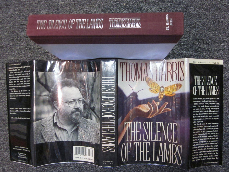 Silence of the Lambs SIGNED  Thomas Harris