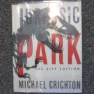 Jurassic Park SIGNED Gift Edition Michael Crichton