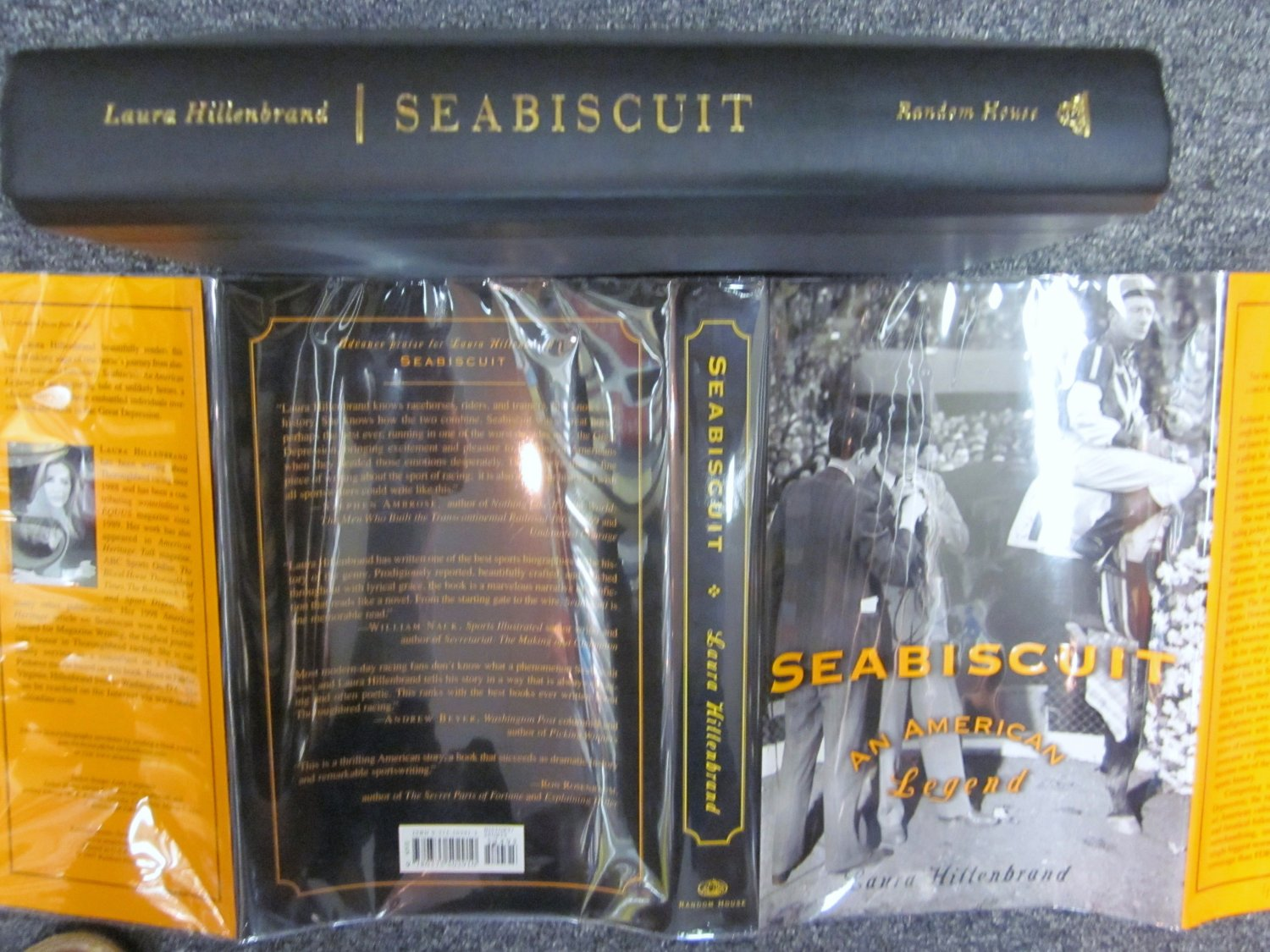 Seabiscuit  An American Legend First Edition