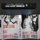 The Lost World Michael Crichton SIGNED FIRST EDITION