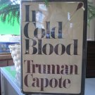 IN COLD BLOOD TRUMAN CAPOTE FIRST EDITION