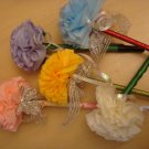 Handmade Pencil or Pen Carnations