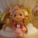 Pink Adorable Korean Doll Collectible Charm