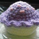 Crochet Cupcake Pincushion