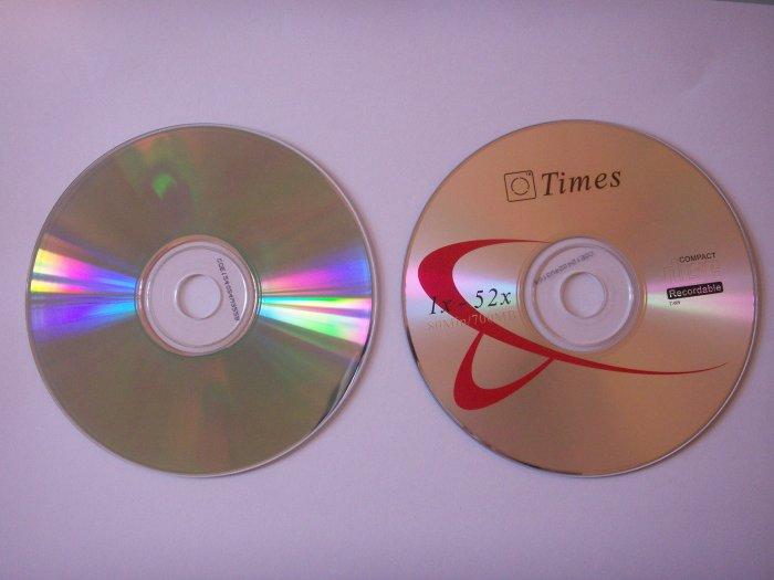 Times CD-R