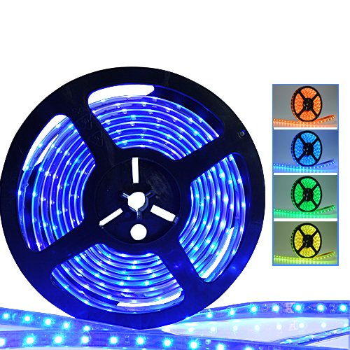 Premium Waterproof Flexible Multi-Color LED Light Strip (10 meters)